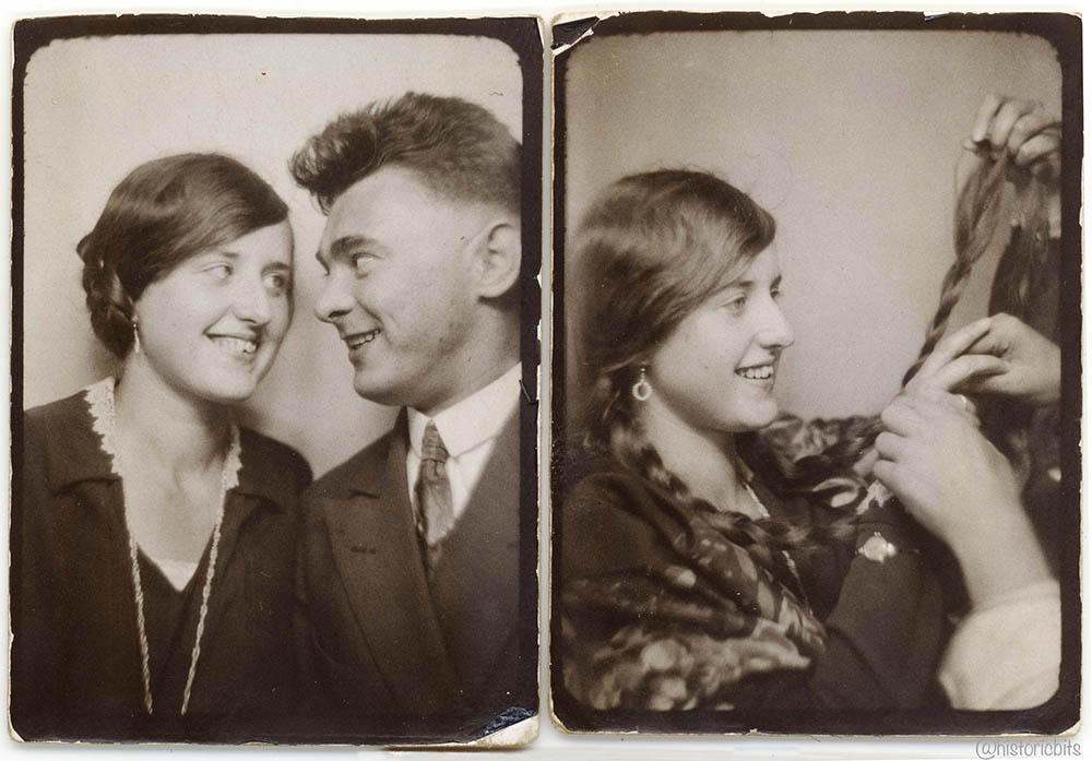 c.1930,Photo Booth,Ruhrgebiet,Germany