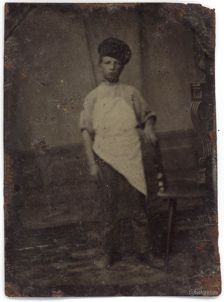 Ferrotype,c.1890