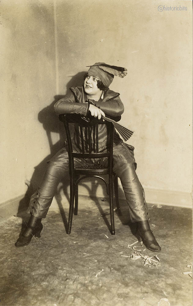 costumed 1926