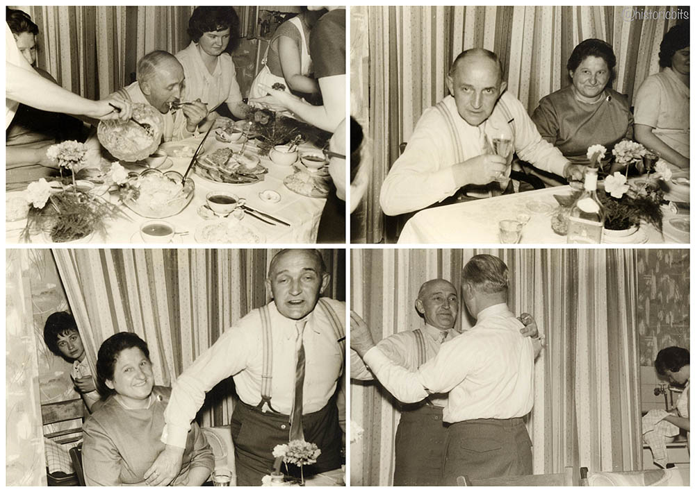 Party Germany 1950