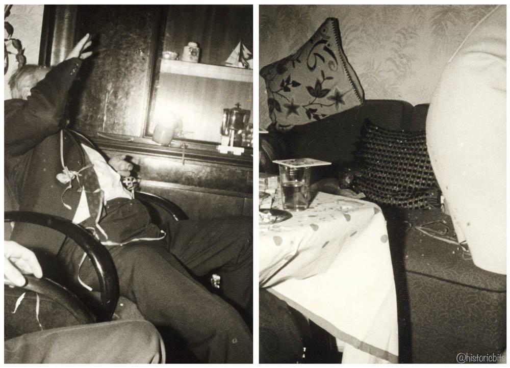 Silvester Party,Berlin,c.1950er