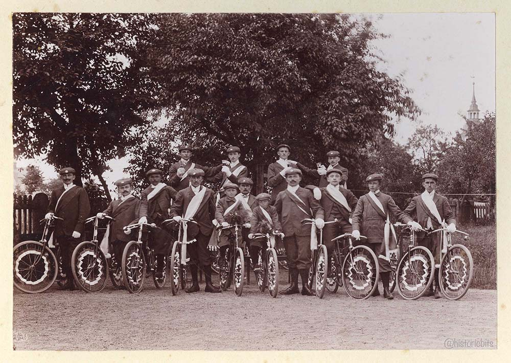 Bicycle Club,Germany,c.1900