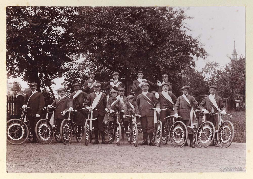 Bicycle Club,Germany,c.1900