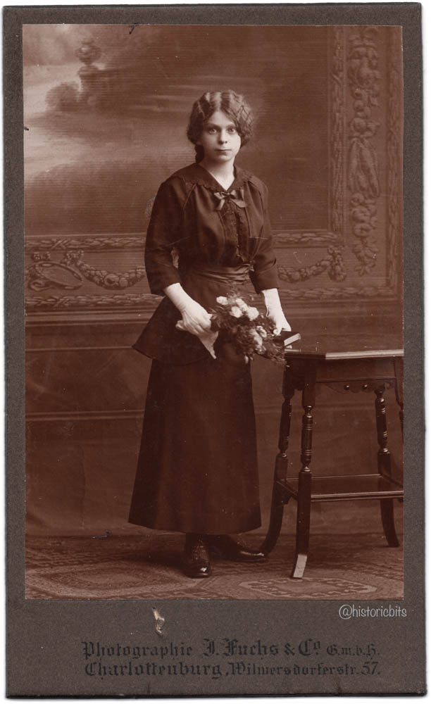 Konfirmation,Germany c.1900