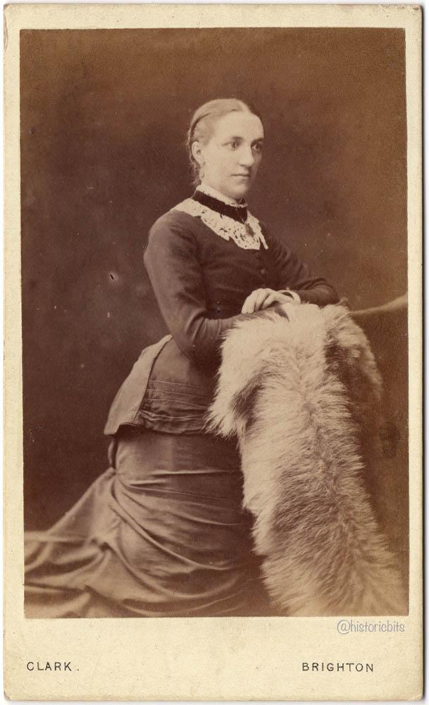 c.1880,Photostudio Clark,Brighton
