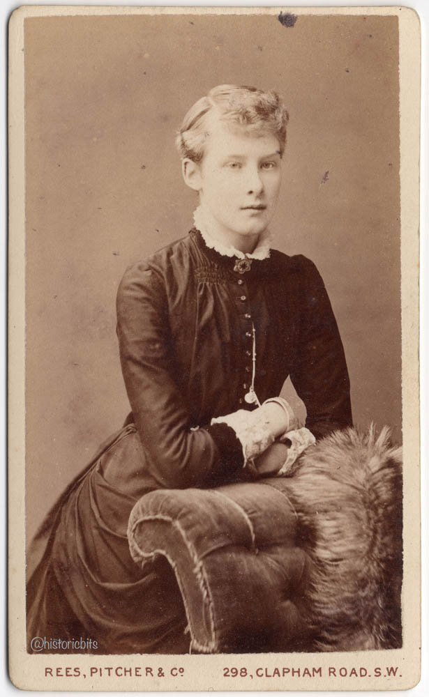 c.1880,Photostudio Rees,Pitcher&Co.,London