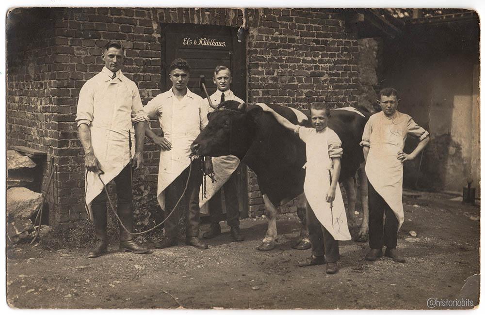 butcher-Germany-c.1910