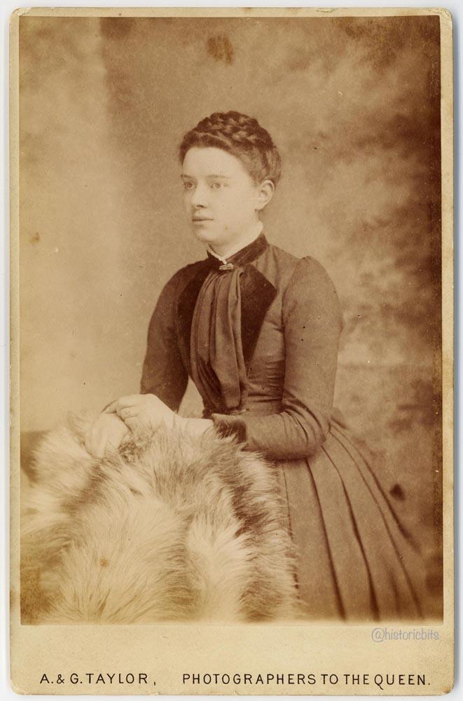 c.1880,Photostudio A.&G. Taylor,London