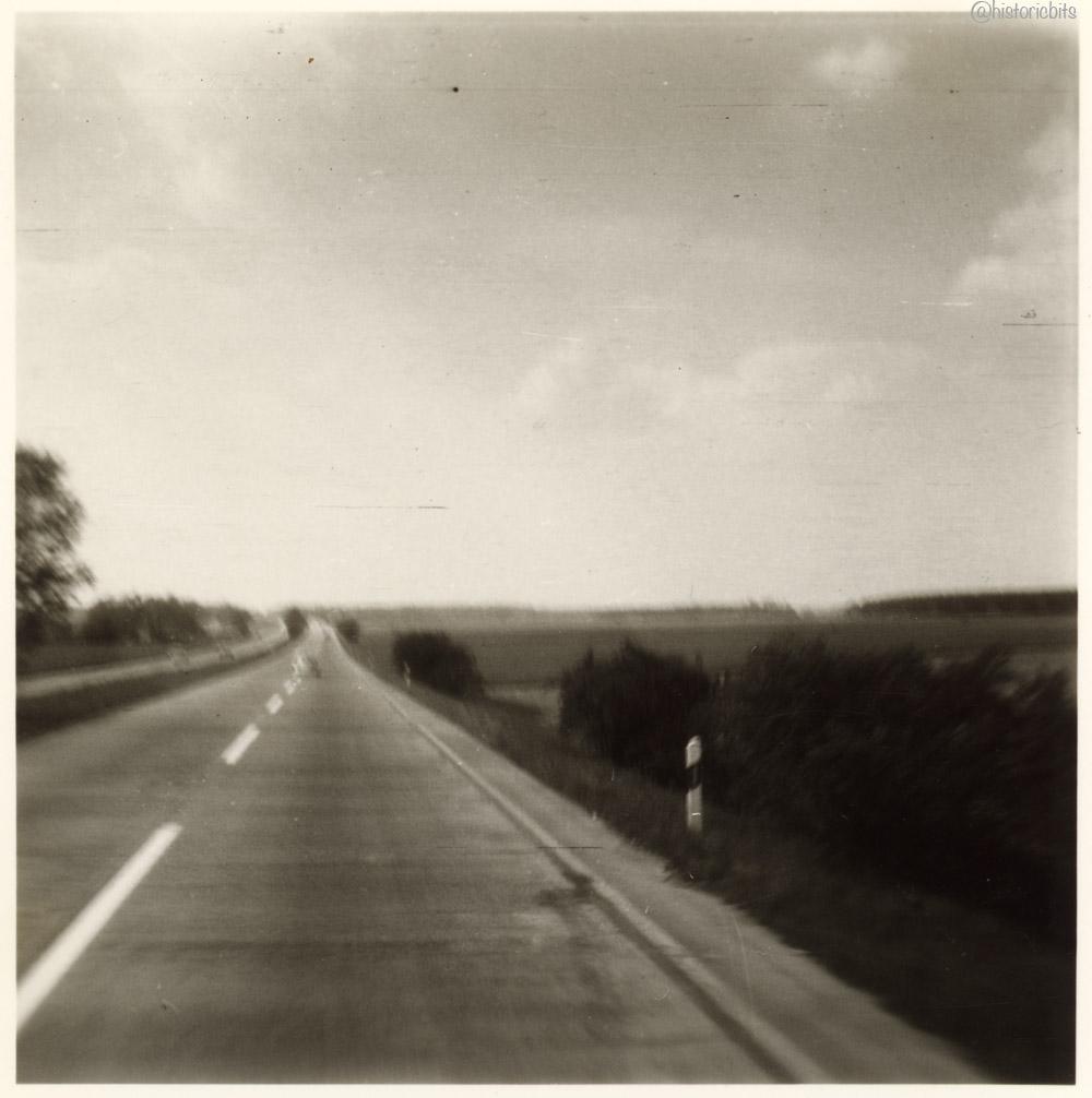 Aotobahn,Germany,c.1950