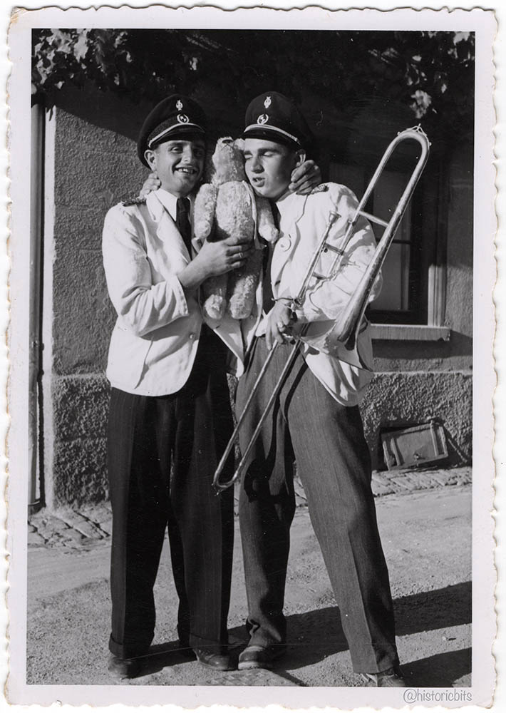 Musicians Germany c.1950