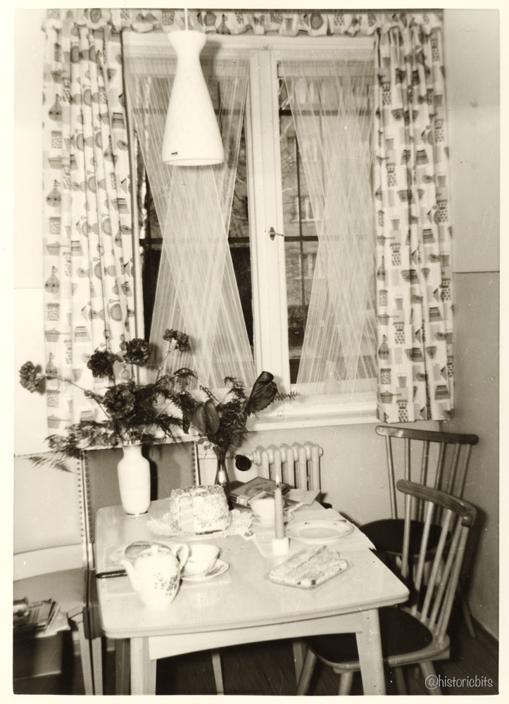 interior design,c.1950--60,germany