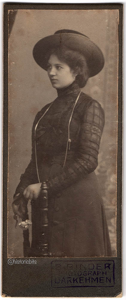 Photoatelier Germany c.1910