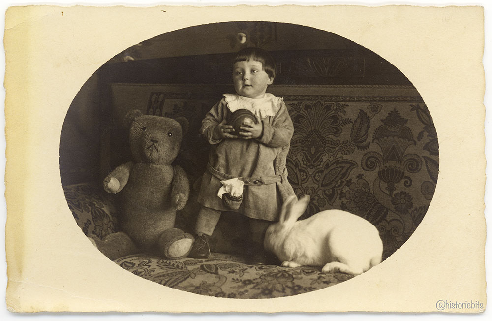 Child with Toys,Germany,c.1920