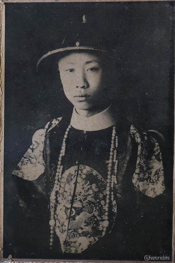 Album with Photolitographs of the Last Imperial Family,China,c.1910