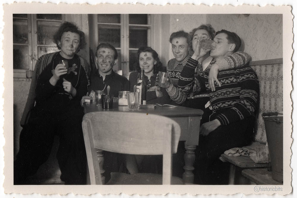 germany,party,c.1950