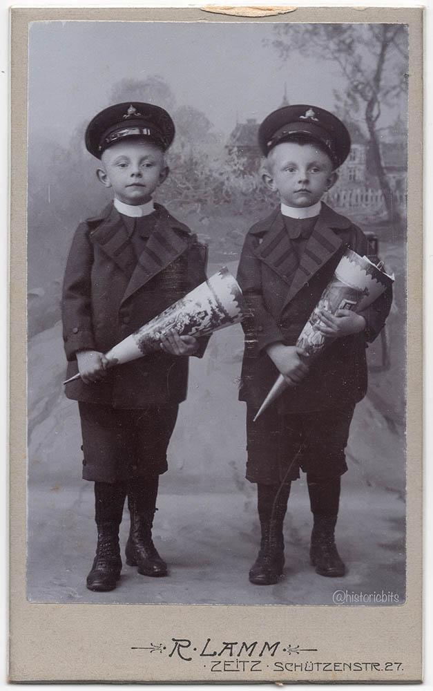 schoolboys,c.1900,R.Lamm,Zeitz
