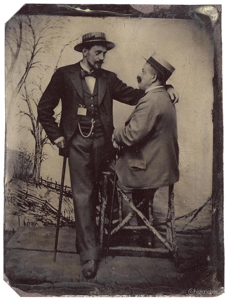 tintype-friends