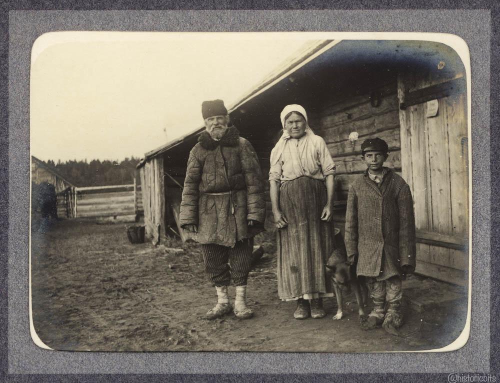 WWI, Russia,c.1915