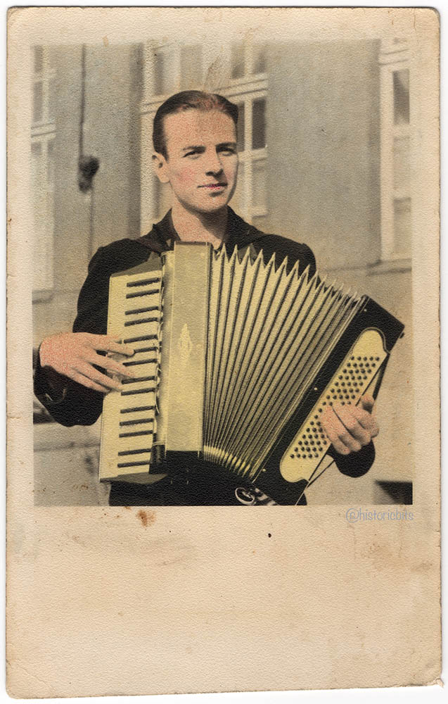 Akkordeon - Accordion,Germany,1948