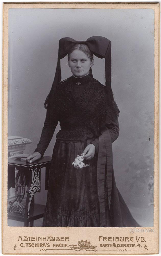 Baden Garb,Germany,c.1890