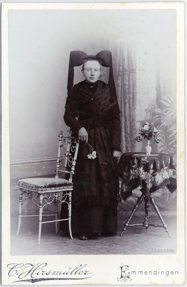 Baden Garb,Germany,c.1900