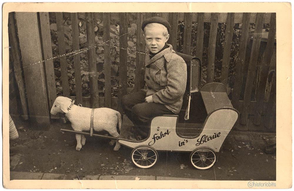 Fahrt ins Blaue,1930er