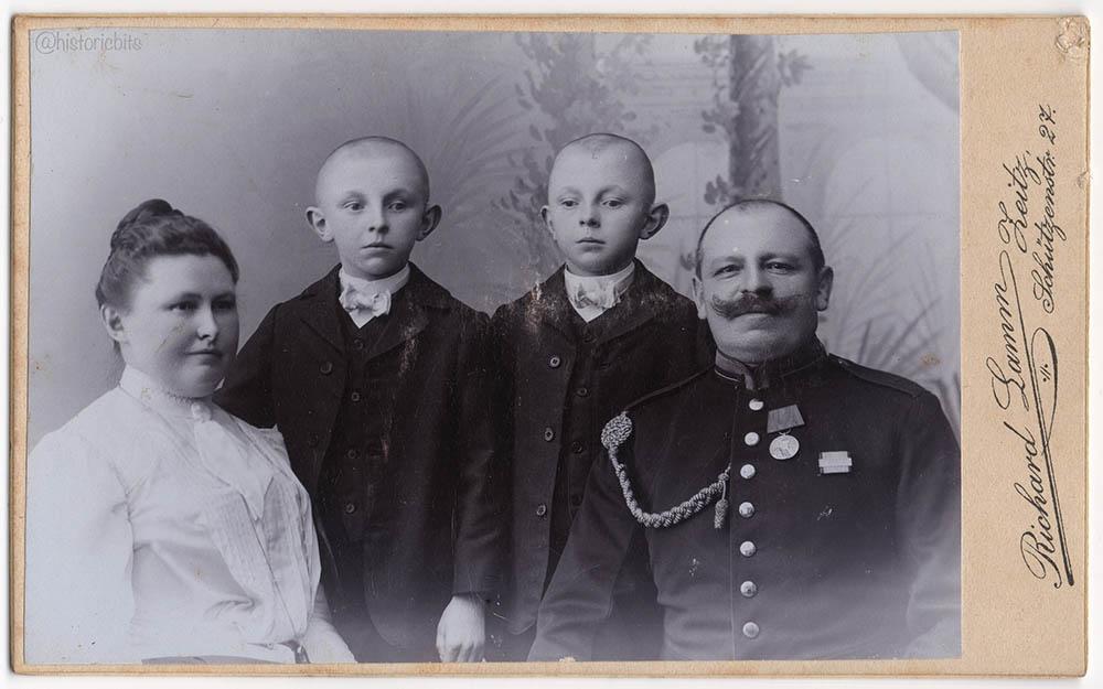 family,c.1890