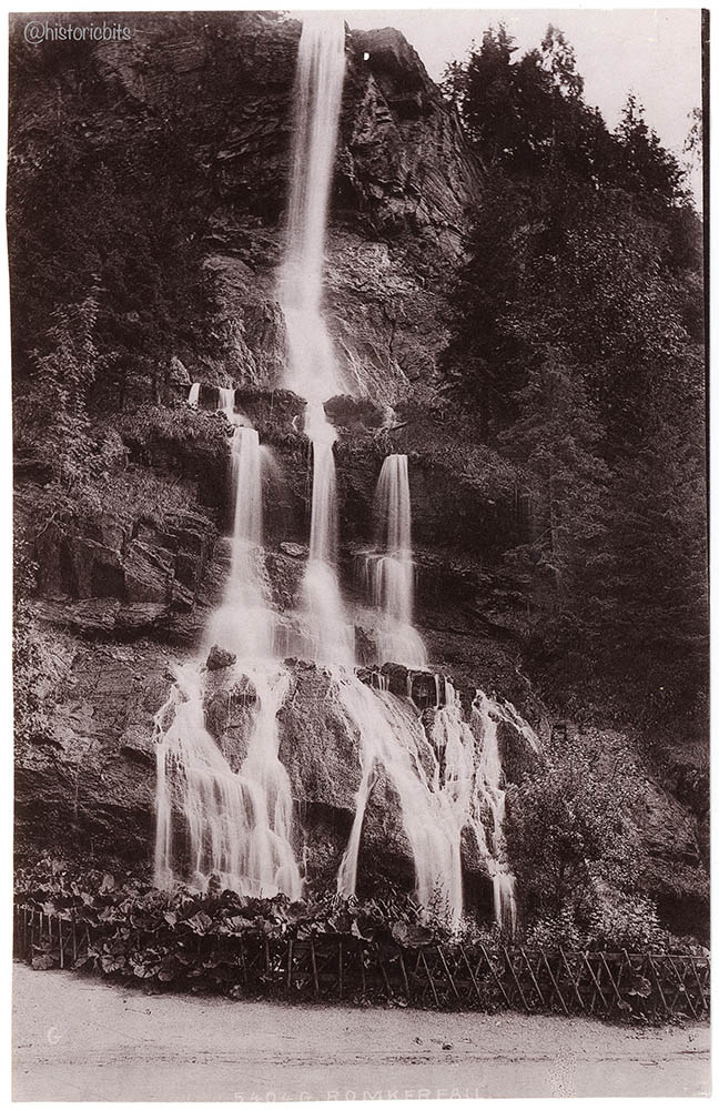 Romkerhaller Wasserfall,Roemmle &jonas-dresden