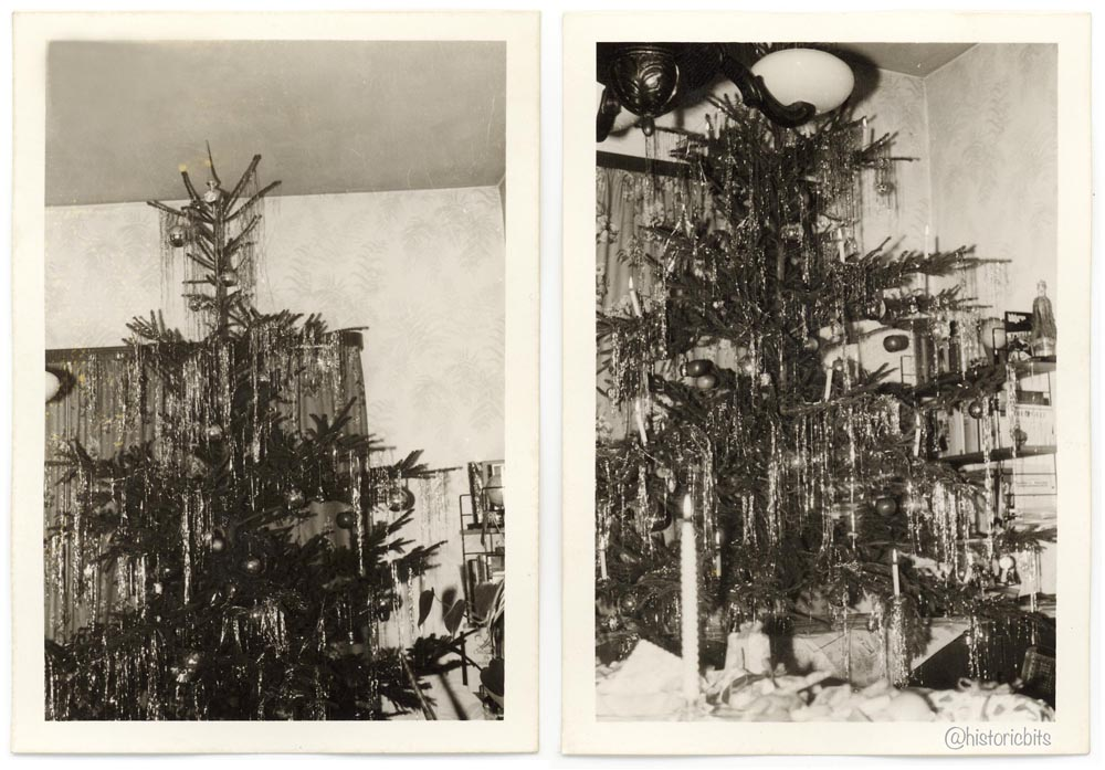 Christmas tree,Germany,c.1950