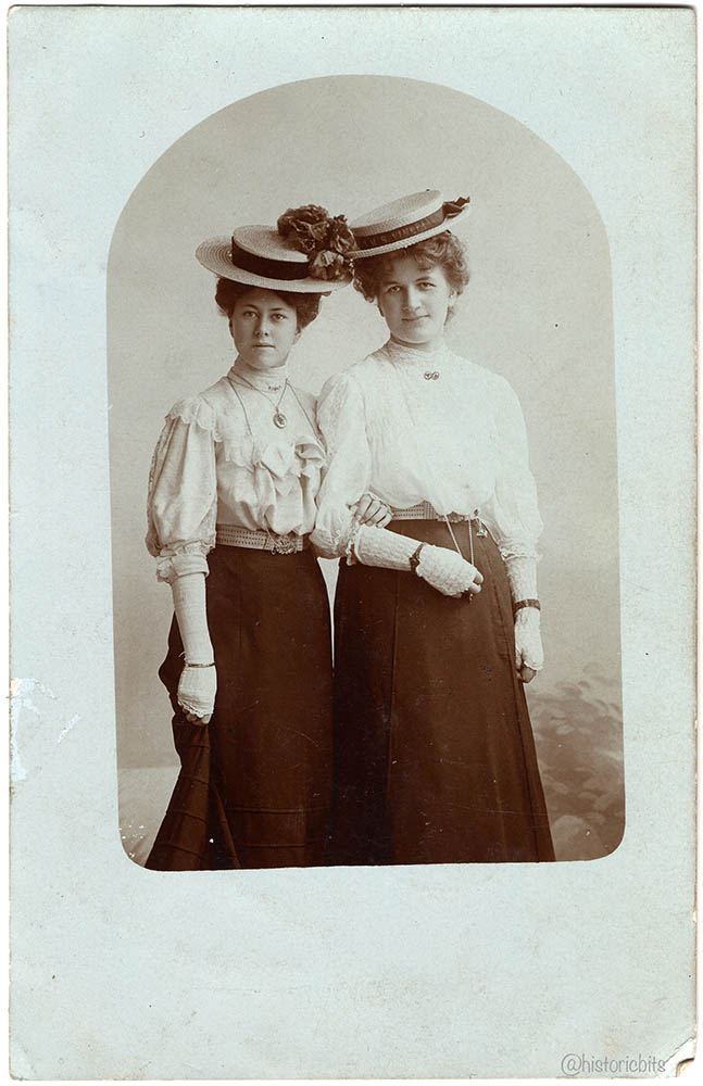 friends,germany,1907