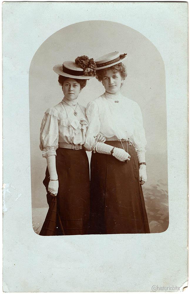 friends,germany,1907