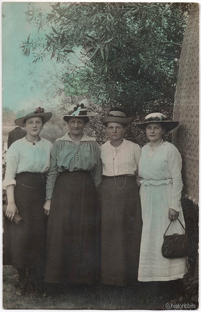 women,germany c.1910