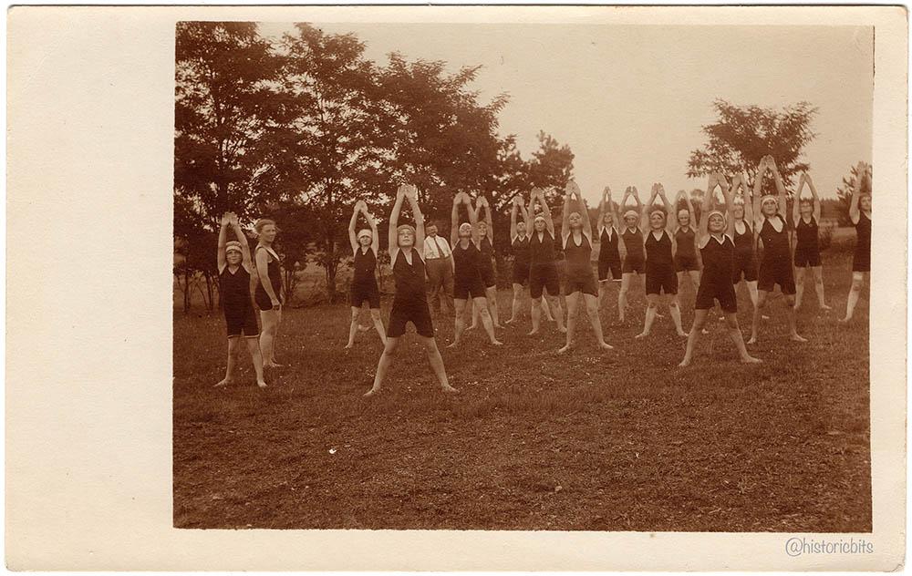 excercises,germany,c.1920