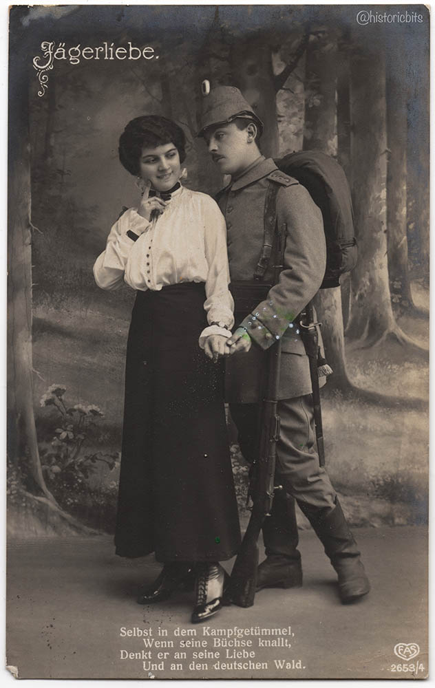 RPPC Germany c.1910