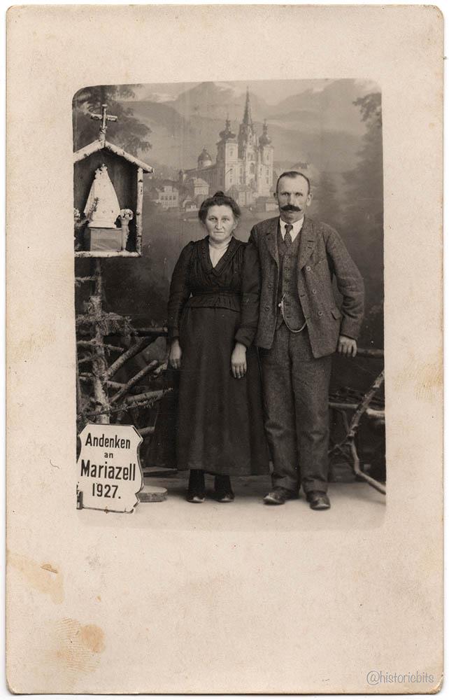 Mariazell,Austria,1927