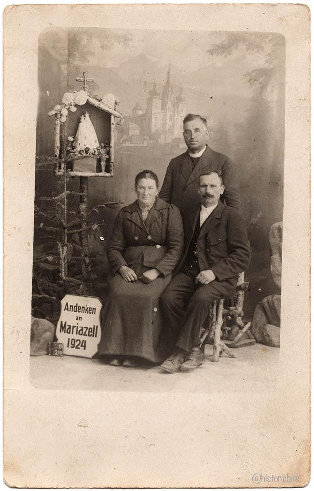 Mariazell,Austria,1924